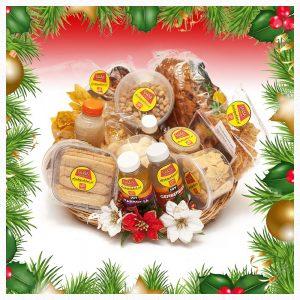 Salsa delights deLuxe Kerstpakket